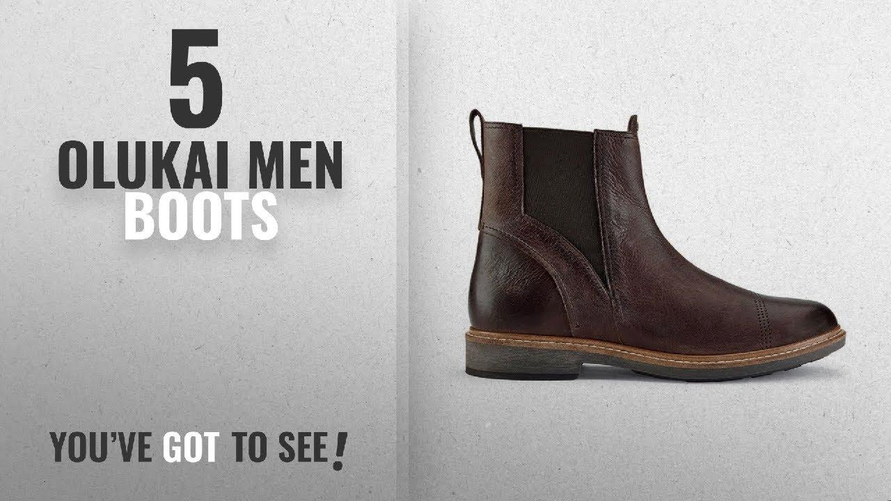 8efbf44783ea Top 10 Olukai Men Boots   Winter 2018    OluKai Makaloa Boot - Men s ...