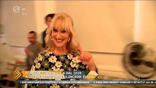 Kult'30 – az értékes félóra: Február 1-jén indul A Dal 2020, a dalválasztó-show kilencedik évada
