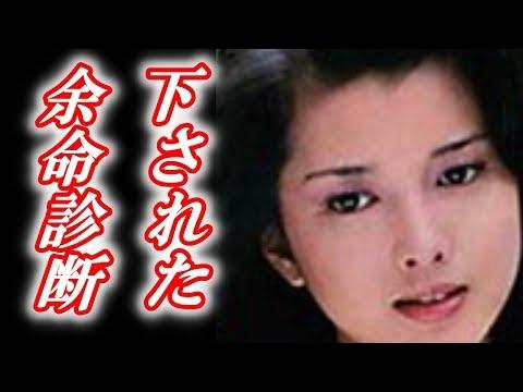 【衝撃】多岐川裕美の余命診断に衝撃!