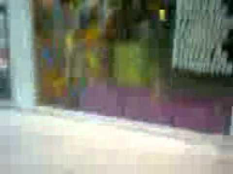 Increible Aparicion en SUPERMERCADO LUXOR GUACARA frente camaras