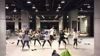 2012北科創設工程聯合迎新-女舞