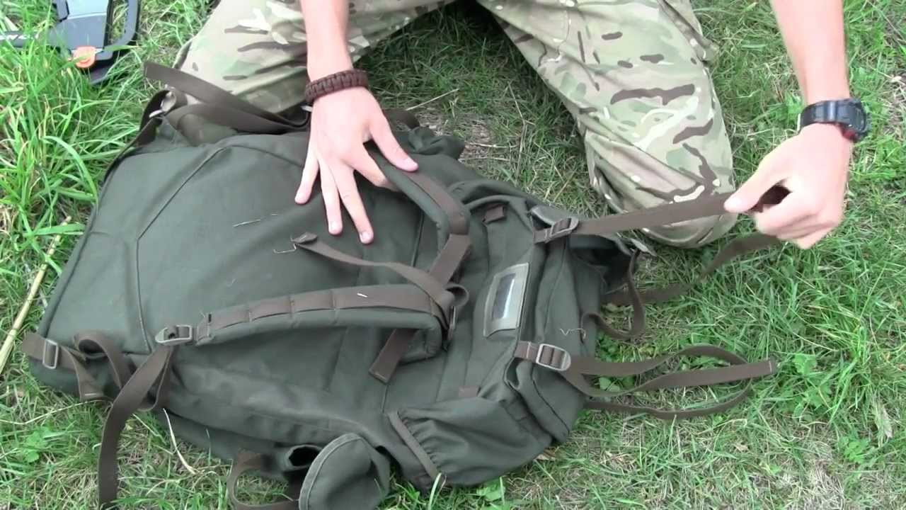 2e631ed6d 3 Surplus European Backpacks You've Probably Never Used - But ... For me  the Polish Army ...