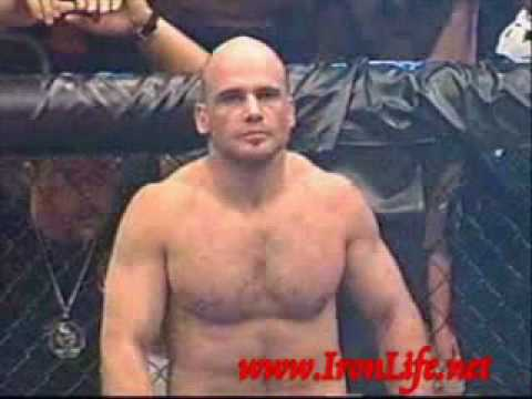 bas rutten open palm strike