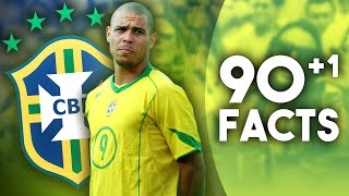 90+1 Facts About Ronaldo!