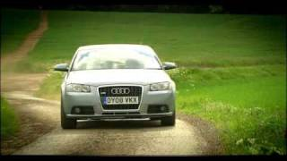audi a3 hatchback review   parkers