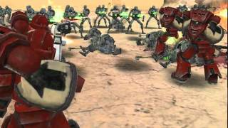 Warhammer 40,000: Dawn of War — Dark Crusade — трейлер