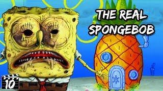 Top 10 Dark Theories About SpongeBob SquarePants