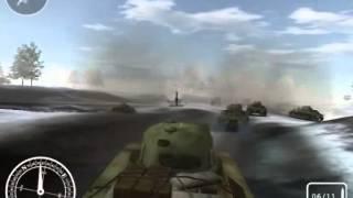 T.O.V: WWII Tank Commander compilation