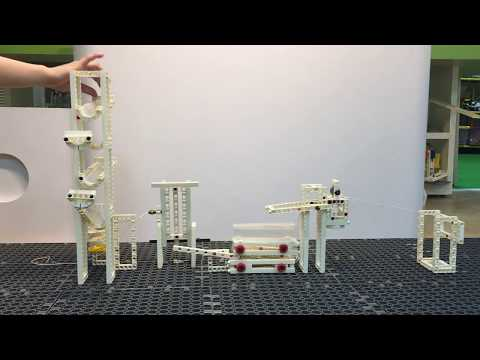Gigo BASIC SET #1248R LEARNING LAB Lesson 20. GreenMech(4) Product