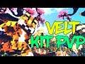 MINECRAFT XBOX/WINDOWS 10/MCPE VELT KIT PVP SERVER/REALM SHOWCASE