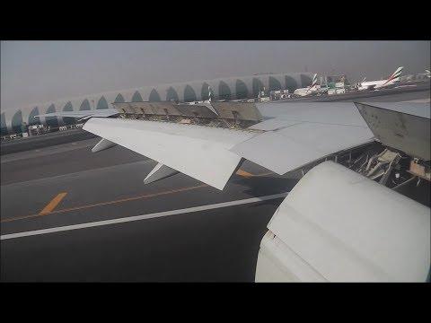 Emirates  |  EK164  |  A6-EGU  |  777-300ER  |  Dublin - Dubai  |  Full Flight HD