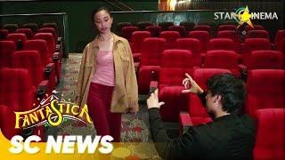 Maymay, nag-sample ng high fashion catwalk! | Fantastica | Star Cinema News