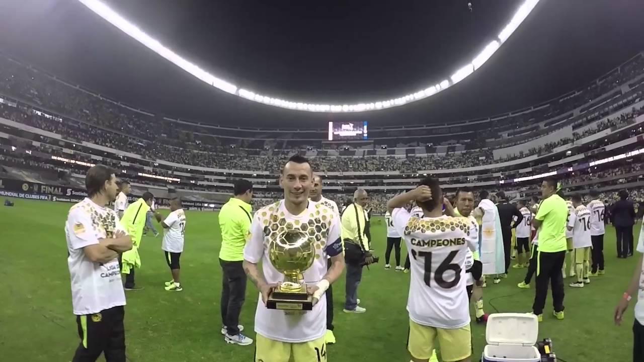 Club América Bicampeón Concacaf 2016 Youtube