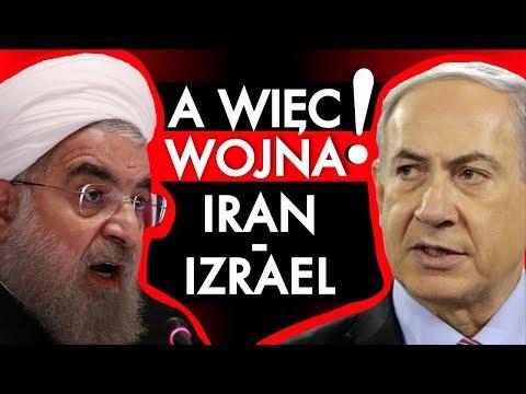 A więc wojna! Iran-Izrael Kowalski & Chojecki NA ŻYWO w IPP TV 12.02.2018