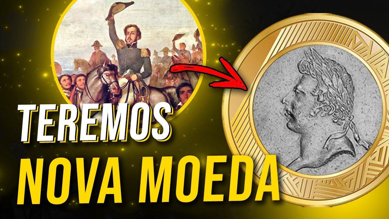 CONFIRMADO! GOVERNO FARÁ NOVAS MOEDAS PARA 2022