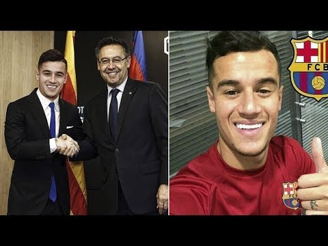 PHILIPPE COUTINHO ● PERFECT TALENT ● WELCOME TO BARCELONA ● 2017 HD