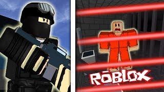 BEST GUARDED ROBLOX JAIL EVER!