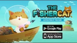 The Fishercat - Best Fishing Games iOS & Android GamePlay