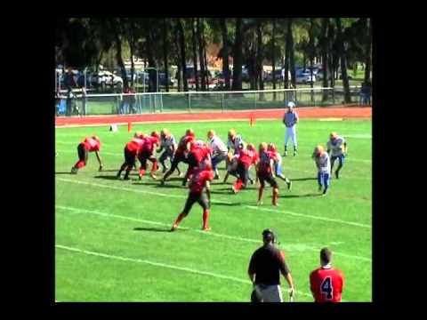 Antoine Johnson's Highlights - Bishop Maginn High School