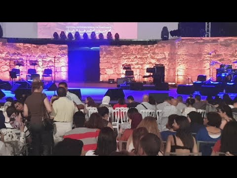 Melhem Zein Au Festival International de Carthage
