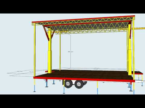 Mobile stage design video 2