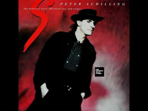Peter Schilling - The Different Story (World Of Lust And Crime) (LYRICS)