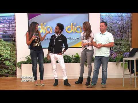 Tommy Ruiz En Dia A Dia Caracol Television Colombia