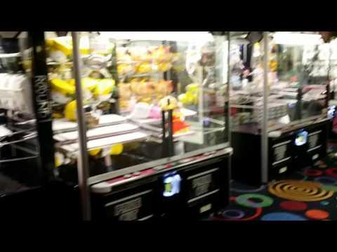 Video Game Arcade Tours - Round 1 - Round One - FULL TOUR (Santa Ana, California)