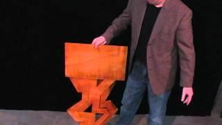 Folding Table, Quick, Wood - Cut Out - Www.mjmmagic.com