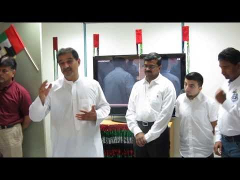 UAE's 42nd National Day Speech by DT's COO & CEO/Owner