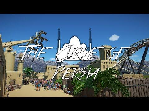 The Curse of Persia - Planet Coaster