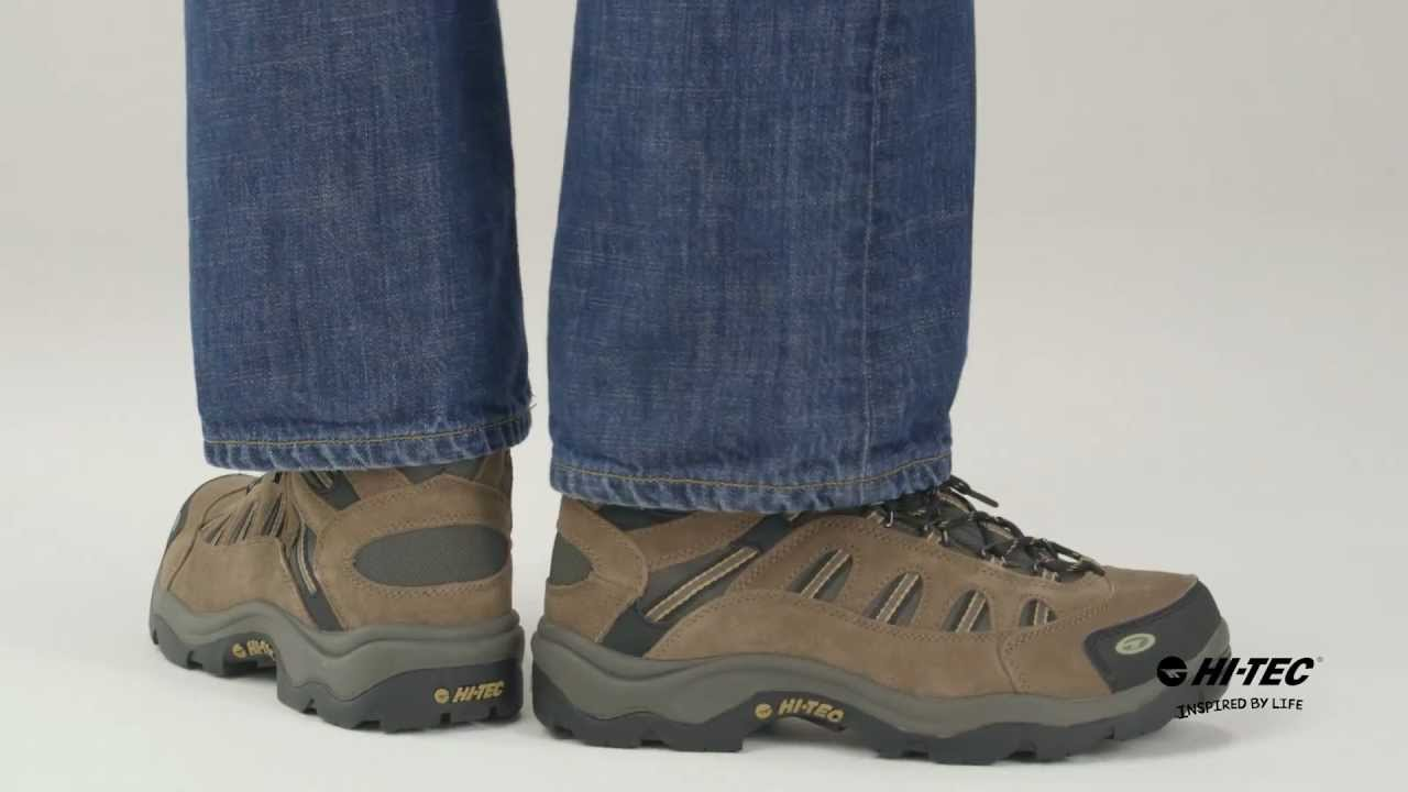 68591fa3f1e Hi-Tec Men's Bandera Mid Hiking Boots Review - Coolhikinggear.com