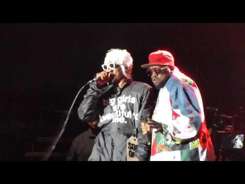 """Outkast - """"Ms. Jackson"""" (Live at Hangout Fest 2014)"""