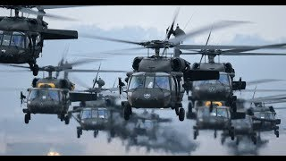 US prepares first Black Hawk deliveries to Afghanistan