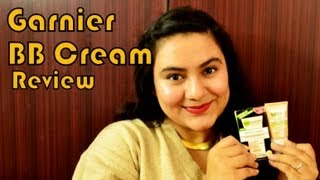 New Garnier BB cream review