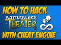 ► How to Hack ▪ BATTLEBLOCK THEATER ▪ with Cheat Engine ◄