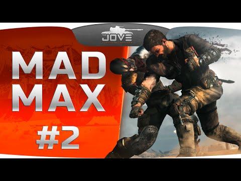 Странный Конец Игры |22| Безумный Макс | Mad Max | Прохождение игры на русском