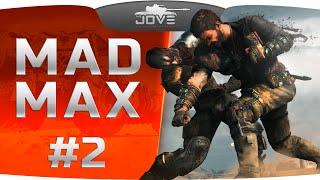 Прохождение Mad Max [Безумный Макс] #2. Делаем из своей тачки МОНСТРА!