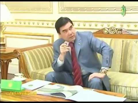Хроника Туркменистана. Выпуск