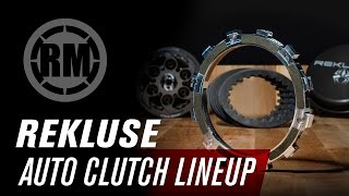 Rekluse Motorcycle Auto Clutch Lineup
