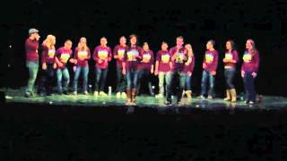 7Days A Cappella | We Found Love in a Waterfall | Winter Concert 2012