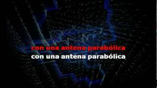 La Parabolica - La Sonora Dinamita (Karaoke)