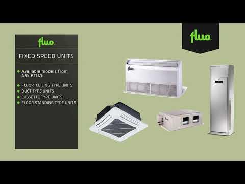 Fluo Air Conditioners | Fluo Türkiye