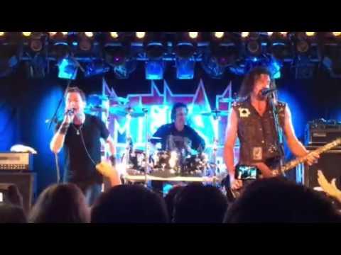Metal Church - No tomorrow (Live Aschaffenburg 12.06.2017)