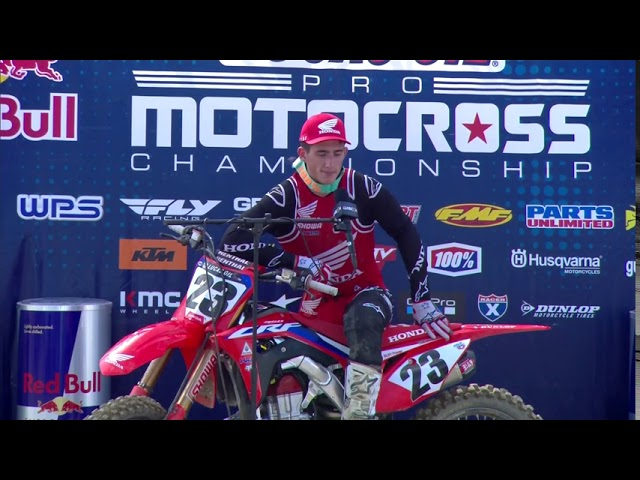 2020 Fox Raceway National 450 Class Fastest Qualifier - Chase Sexton
