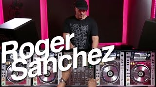 The S-Man aka Roger Sanchez - DJsounds Show 2014