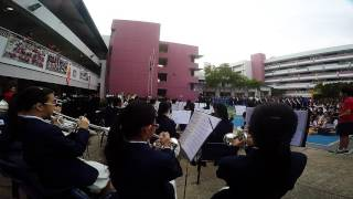 GMSS Band - March together  - NDP 2016