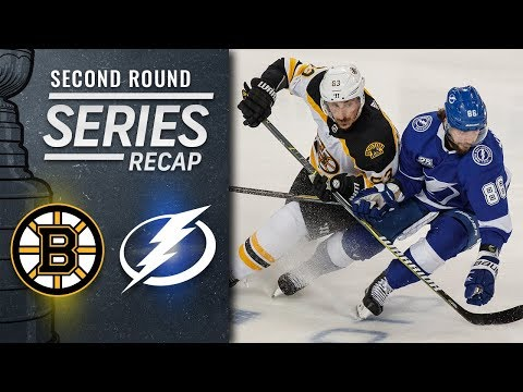 Lightning beat Bruins in five games, head to Eastern Conference Final