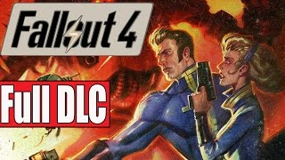 Fallout 4 Automatron DLC Full Game Walkthrough Part 1 - No Commentary (FULL GAME)