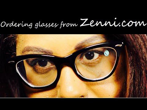 ORDERING GLASSES ONLINE ZENNI.COM Bifocals, computer ...